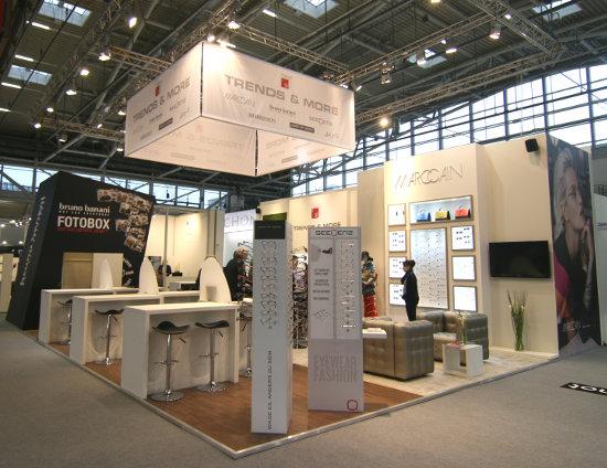 Exhibition Stand Builders In Munich : Booth construction munich messearchitektur